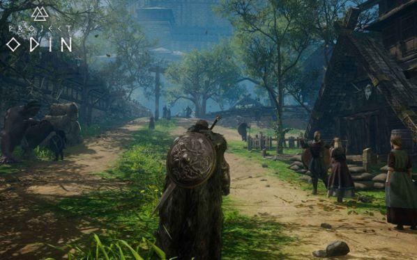 """Phát cuồng với """"Project Odin"""": Bom tấn gMO đồ họa đẹp hơn cả PC 1"""