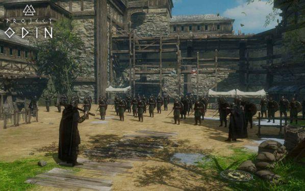 """Phát cuồng với """"Project Odin"""": Bom tấn gMO đồ họa đẹp hơn cả PC 2"""
