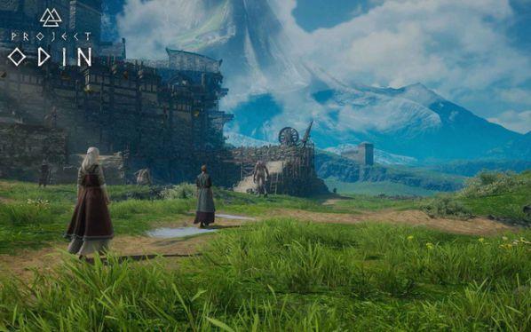 """Phát cuồng với """"Project Odin"""": Bom tấn gMO đồ họa đẹp hơn cả PC 3"""