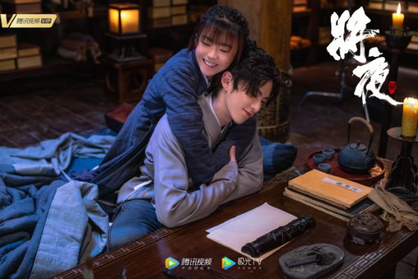 """""""Tương Dạ 2"""" và """"Ngôi Nhà Hạnh Phúc"""" bản Trung tung Poster nhân vật chính 3"""