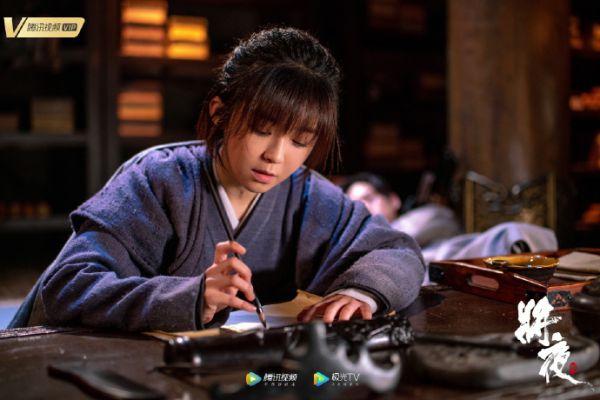 """""""Tương Dạ 2"""" và """"Ngôi Nhà Hạnh Phúc"""" bản Trung tung Poster nhân vật chính 4"""