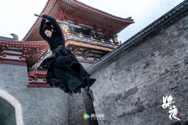 """""""Tương Dạ 2"""" và """"Ngôi Nhà Hạnh Phúc"""" bản Trung tung Poster nhân vật chính 5"""