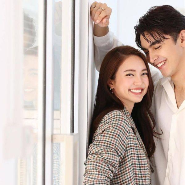 """Phim """"Praomook-Minh Châu Rực Rỡ"""" của Pon Nawasch và Bua Nalinthip 9"""