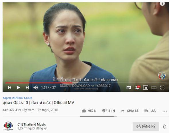 Top 5 phim truyền hình Thái có rating cao nhất từ năm 2010-2019 8