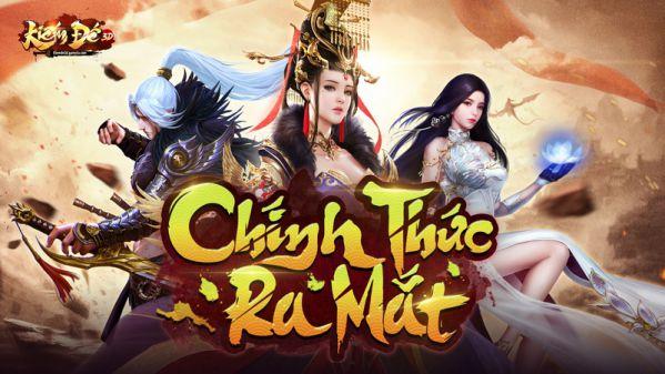 Nguồn gốc lịch sử của 3 môn phái thời Tần trong Kiếm Đế 3D 1