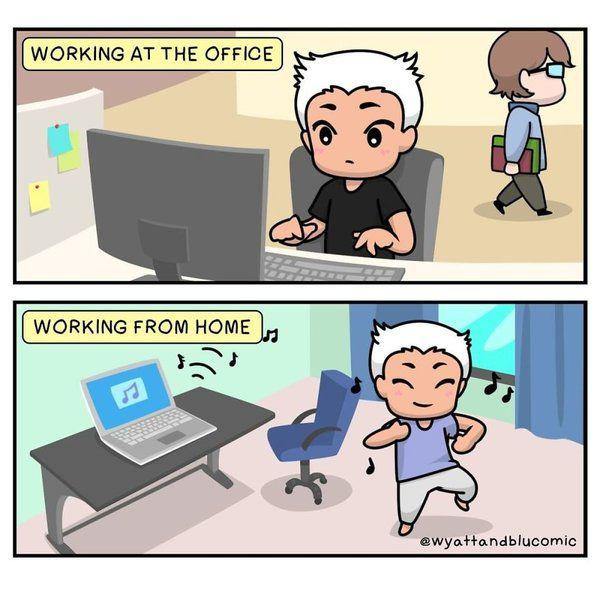 Làm việc tại nhà bằng điện thoại không vui vẻ như mọi người nghĩ 1
