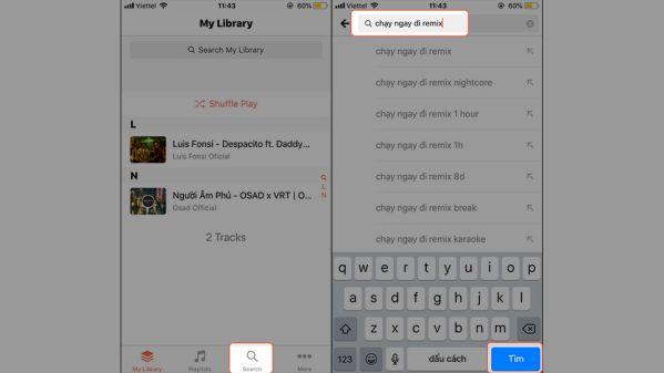 Các ứng dụng nghe Youtube khi tắt màn hình miễn phí cho iPhone 6