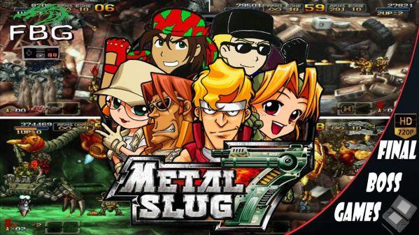 """""""Rambo Lùn - Metal Slug"""" sắp tái xuất trên Mobile trong năm nay 5"""