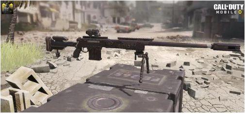 Top 5 khẩu súng cực tốt để thắng khi chơi Call of Duty Mobile 5