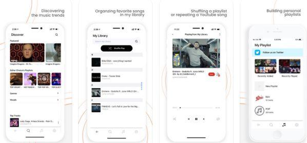 Top 5 phần mềm nghe nhạc chuyên nghiệp nhất dành cho Android 1