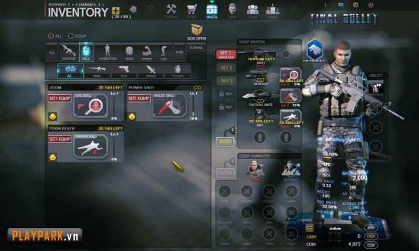 Tập kích game bắn súng mới hay hơn cả Đột Kích2