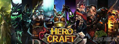HeroCraft tặng giftcode khủng khu mở sever Demon