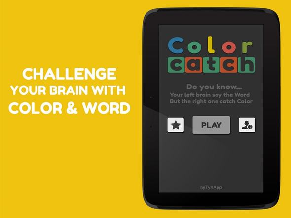 Color Catch - Game hay luyện phản xạ cho Android ảnh 2