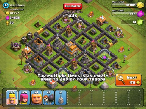 clash-of-clans-game-chien-thuat-gay-nghien-nguoi-choi 3