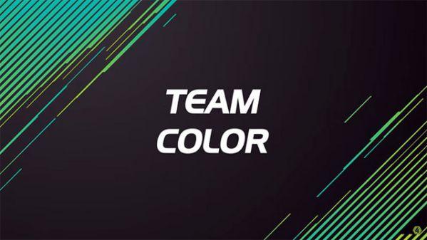 Hướng dẫn nhanh tính năng Team Color trong FIFA Online 4 1