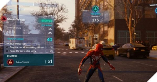 Hướng dẫn cách lấy một số loại Tokens trong game Spider-Man