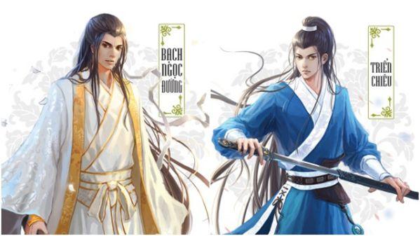 Top truyện đam mỹ cổ trang Trung Quốc hay được hủ nữ yêu thích 2