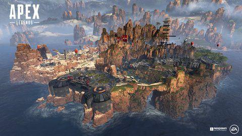 "Apex Legends"": Game FPS phong cách battle royale mới hot nhất 2019 2"
