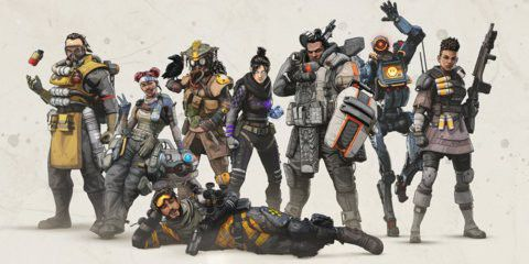 "Apex Legends"": Game FPS phong cách battle royale mới hot nhất 2019 4"
