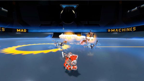 """5 game online robot lắp ghép """"chất lừ"""", không chơi thì hơi bị phí 1"""