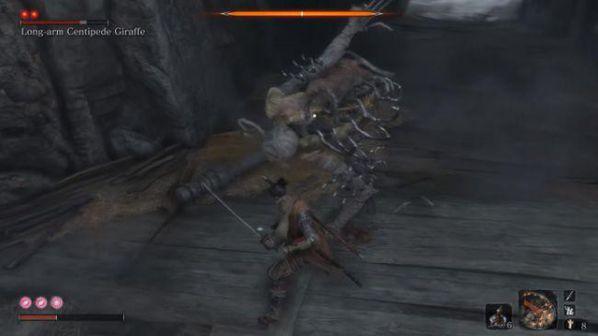 Cách tìm những bàn tay giả Shinobi trong Sekiro: Shadow Die Twice 11