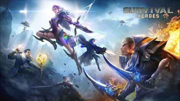 [Survival Heroes] Hướng dẫn cách tải và làm quen với giao diện game 1