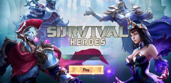 [Survival Heroes] Hướng dẫn cách tải và làm quen với giao diện game 2