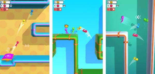 """Hướng dẫn, mẹo chơi game hack não """"Run Race 3D"""" cực đơn giản 5"""