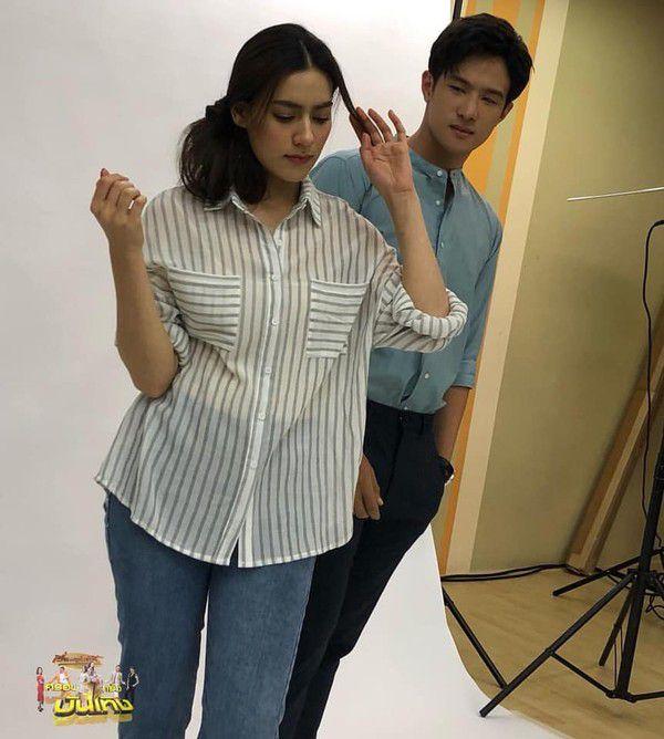 'Song Sanaeha': Buổi fitting chụp hình của James Ma và Kimmy Kimberley 11