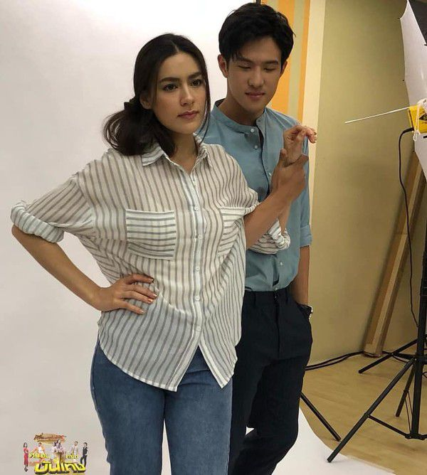 'Song Sanaeha': Buổi fitting chụp hình của James Ma và Kimmy Kimberley 3