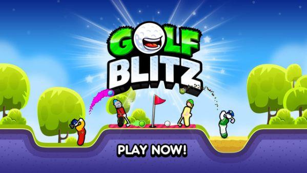 Golf Blitz: Game mobile đánh golf hay, siêu vui nhộn và kịch tính 1