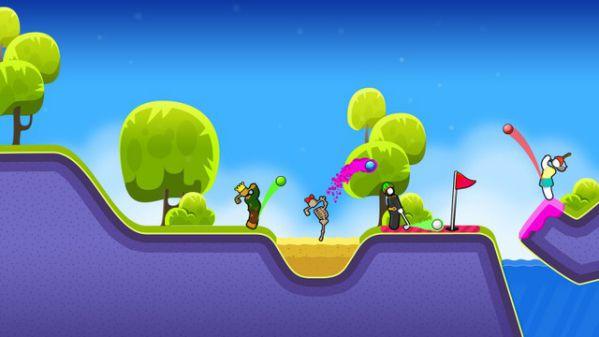 Golf Blitz: Game mobile đánh golf hay, siêu vui nhộn và kịch tính 2