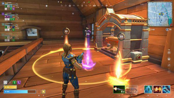 5 game online thể loại battle royale mới ra mắt lại Free trên Steam 5