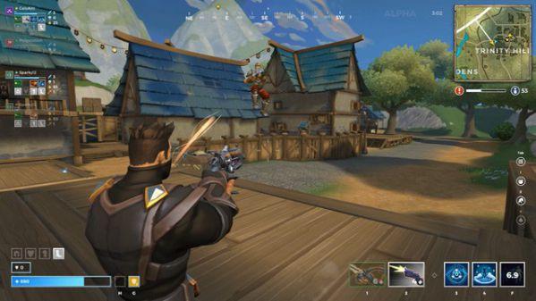 5 game online thể loại battle royale mới ra mắt lại Free trên Steam 6