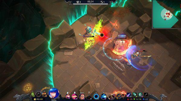 5 game online thể loại battle royale mới ra mắt lại Free trên Steam 8