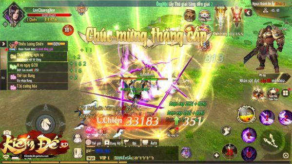 Nguồn gốc lịch sử của 3 môn phái thời Tần trong Kiếm Đế 3D 4