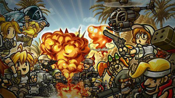 """""""Rambo Lùn - Metal Slug"""" sắp tái xuất trên Mobile trong năm nay 1"""