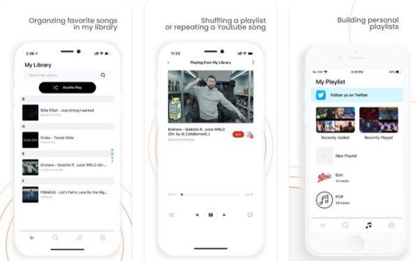 Tổng hợp các ứng dụng nghe nhạc tốt nhất cho iOS, Android năm 2020 1