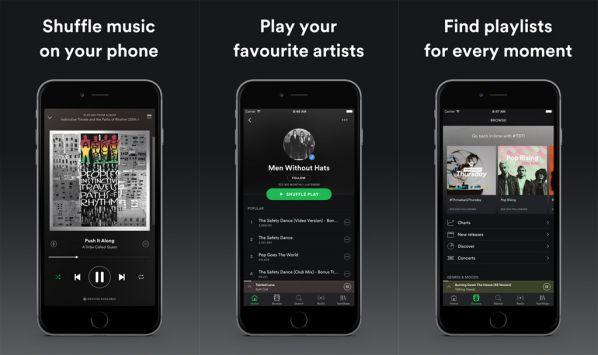 Tổng hợp các ứng dụng nghe nhạc tốt nhất cho iOS, Android năm 2020 10