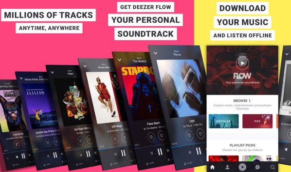 Tổng hợp các ứng dụng nghe nhạc tốt nhất cho iOS, Android năm 2020 5