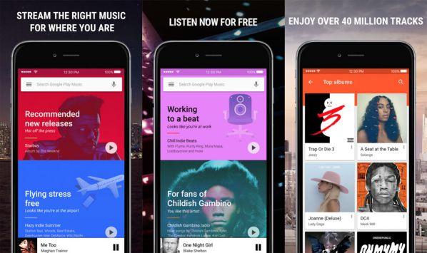 Tổng hợp các ứng dụng nghe nhạc tốt nhất cho iOS, Android năm 2020 6