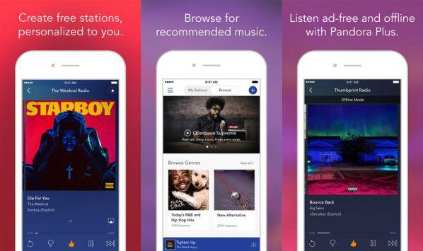 Tổng hợp các ứng dụng nghe nhạc tốt nhất cho iOS, Android năm 2020 8