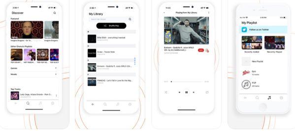 Tổng hợp các ứng dụng nghe nhạc trên iPhone tốt nhất năm 2020 1