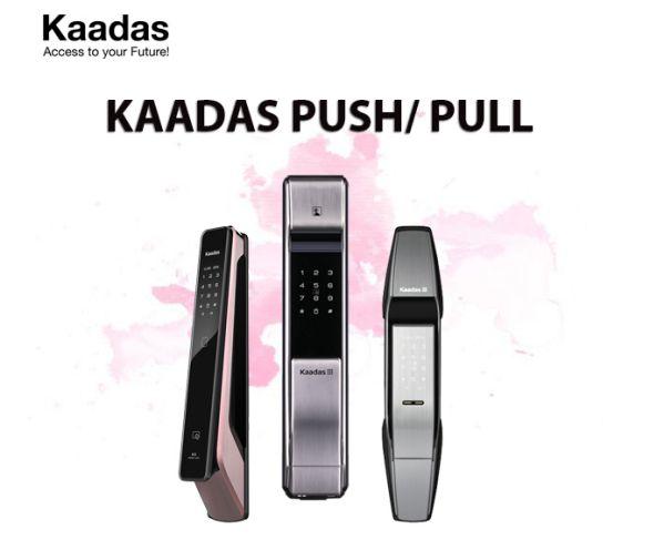 Giới thiệu 4 mẫu khóa cửa nhà thông minh Kaadas tốt nhất 2019 1