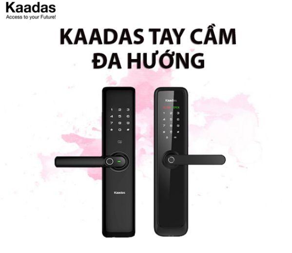 Giới thiệu 4 mẫu khóa cửa nhà thông minh Kaadas tốt nhất 2019 3
