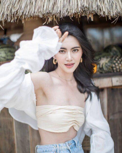 """Hình ảnh Push và Mai trong phim """"Mùa Hè Của Hồ Ly"""" bản Thái 2"""