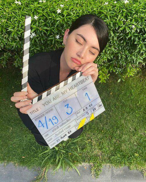 """Hình ảnh Push và Mai trong phim """"Mùa Hè Của Hồ Ly"""" bản Thái 4"""