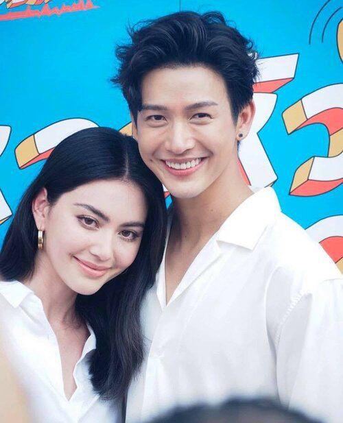 """Hình ảnh Push và Mai trong phim """"Mùa Hè Của Hồ Ly"""" bản Thái 8"""