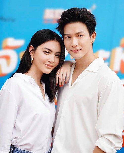 """Hình ảnh Push và Mai trong phim """"Mùa Hè Của Hồ Ly"""" bản Thái 9"""