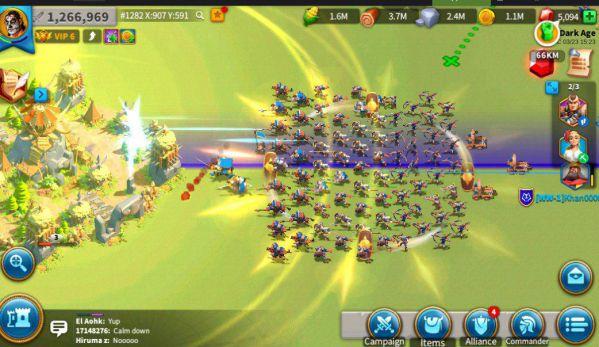 Rise of Kingdoms: Cách chọn quốc gia, chọn tướng cho người mới chơi2